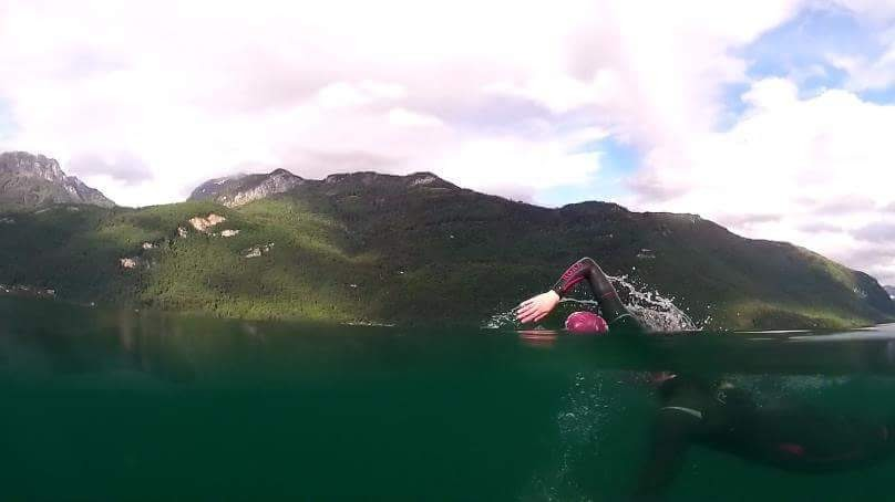 Lake Annecy Swimming