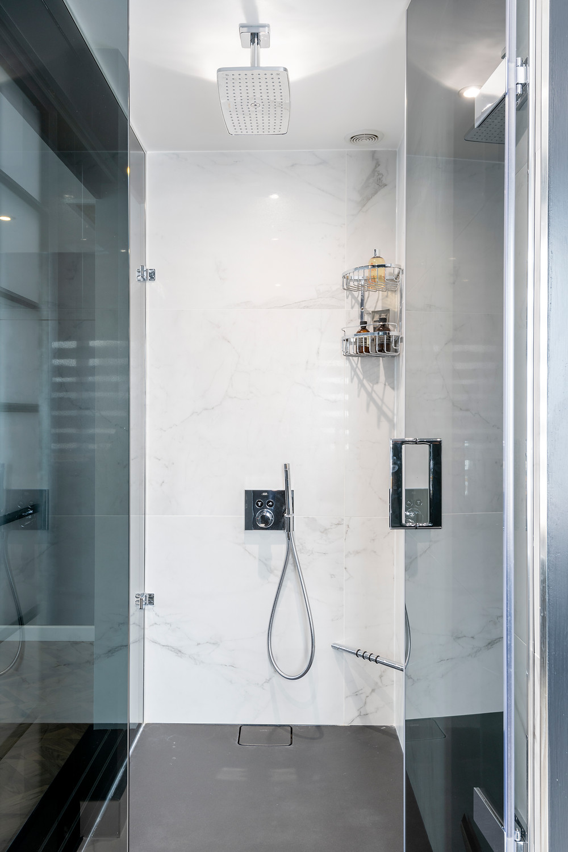 Bespoke shower enclosure