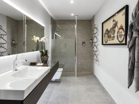 Wet Area V Shower Tray