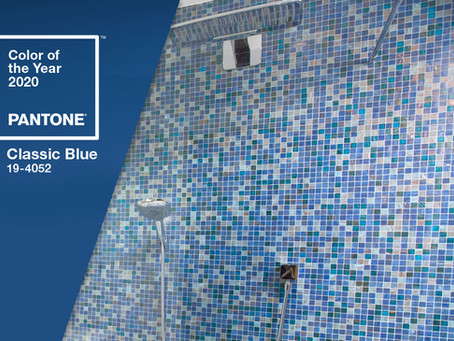 Brilliant Blue - we celebrate the PANTONE colour of the year 2020