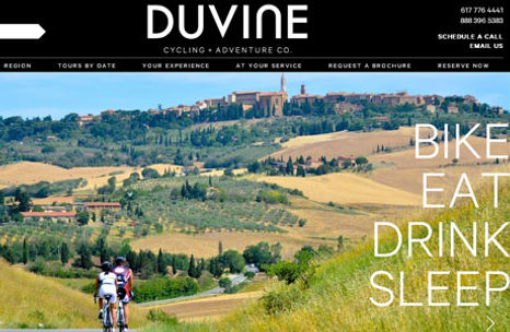 Duvine Cycling and Adventure Holidays