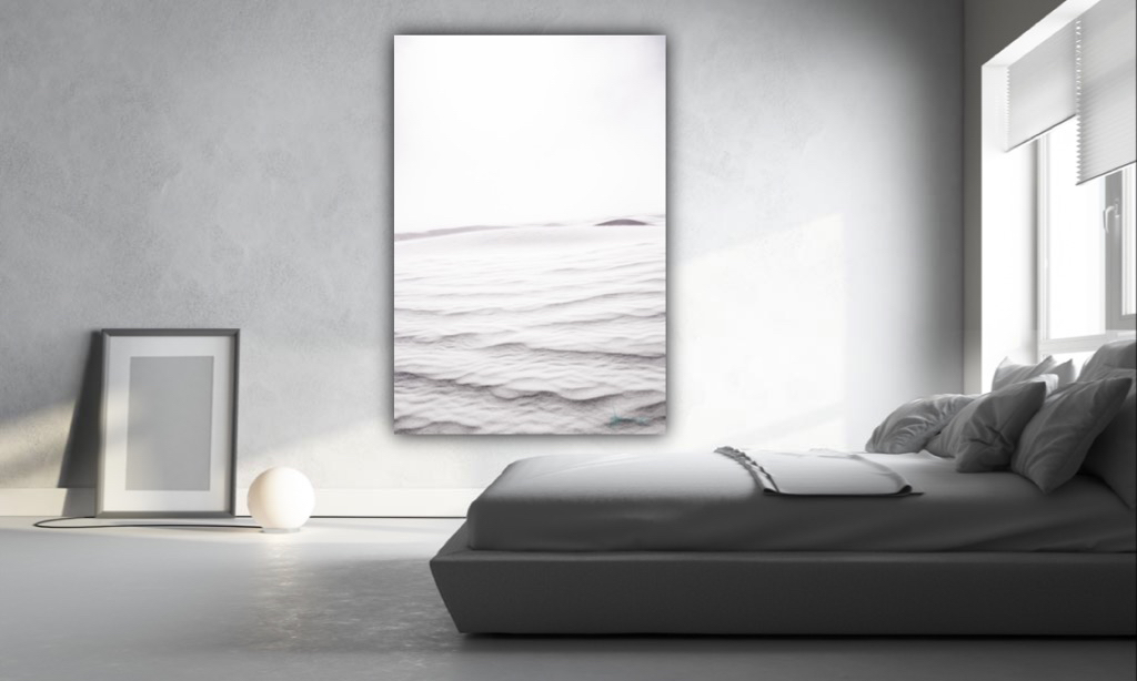 sand dunes wall decor