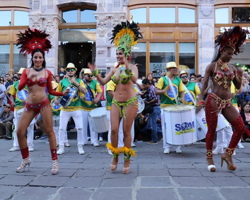 Festival Zacatecas del Folclor Internaci