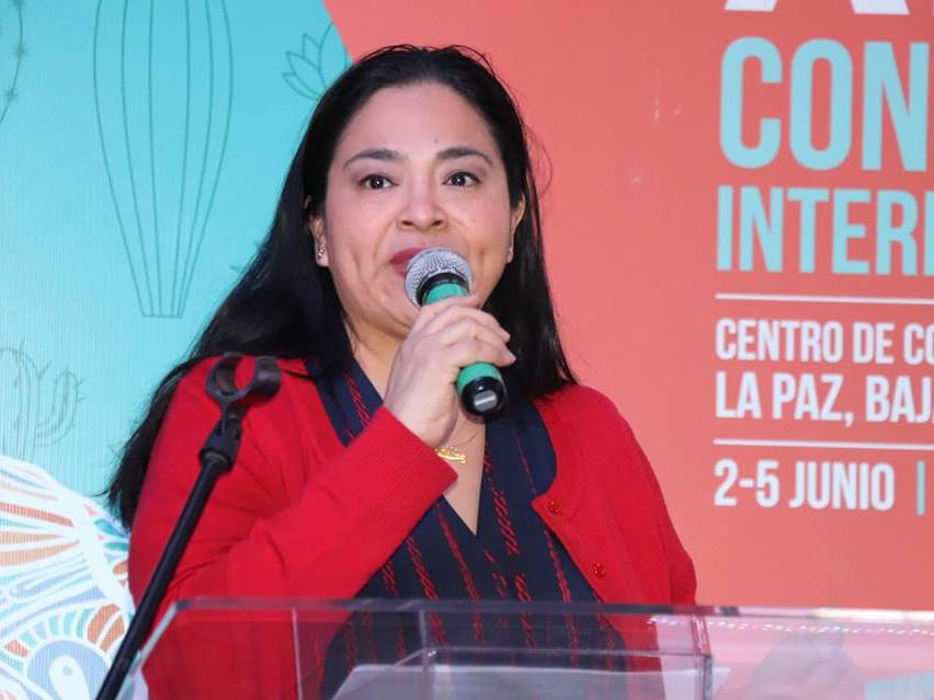 Liliana Cabrera Directora de Eventos Esp