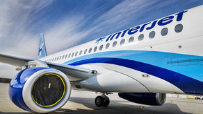 RECIBE INTERJET EL PRIMER AIRBUS A321neo EN MÉXICO