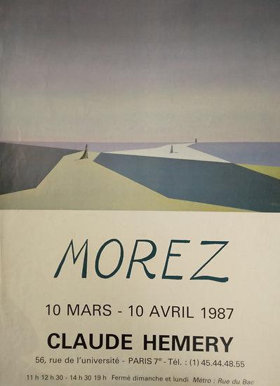 Morez - Claude Hemery 1987
