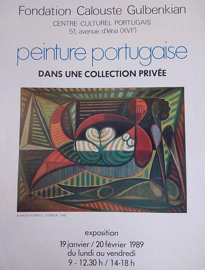 Peinture Portugaise - Foundation Calouste Galbankian 1989