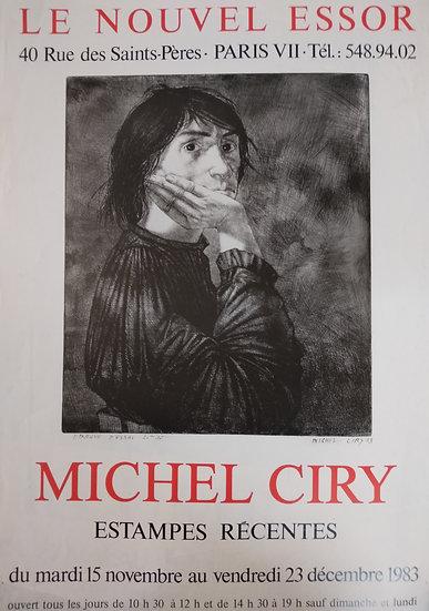 Michel Ciry - Le Nouvel Essor 1983