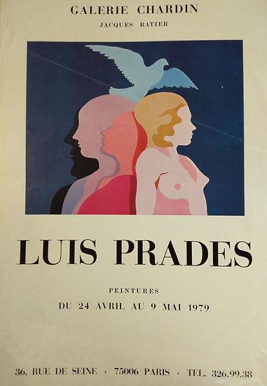 Luis Prades - Galerie Chardin 1979