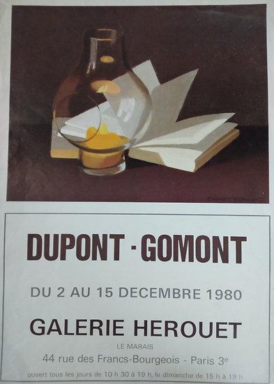 Dupont Gomont - Galerie Herouet