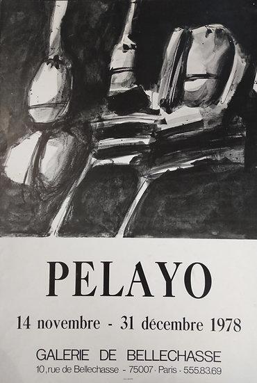 Pelayo - Gallerie De Bellechasse 1980