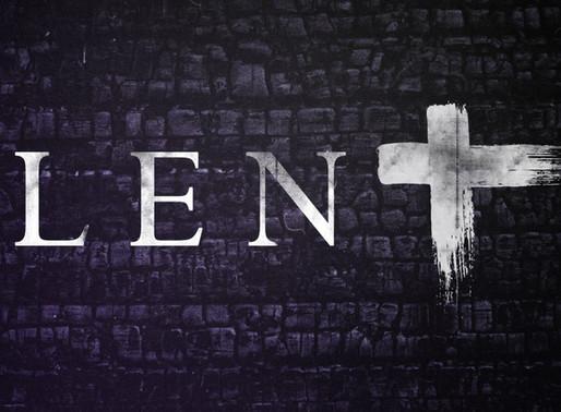 Living Lent