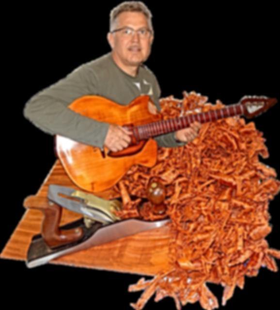 Les Guitares acoustiques sur mesure de Thierry RESTA Luthier professionnel pour la France