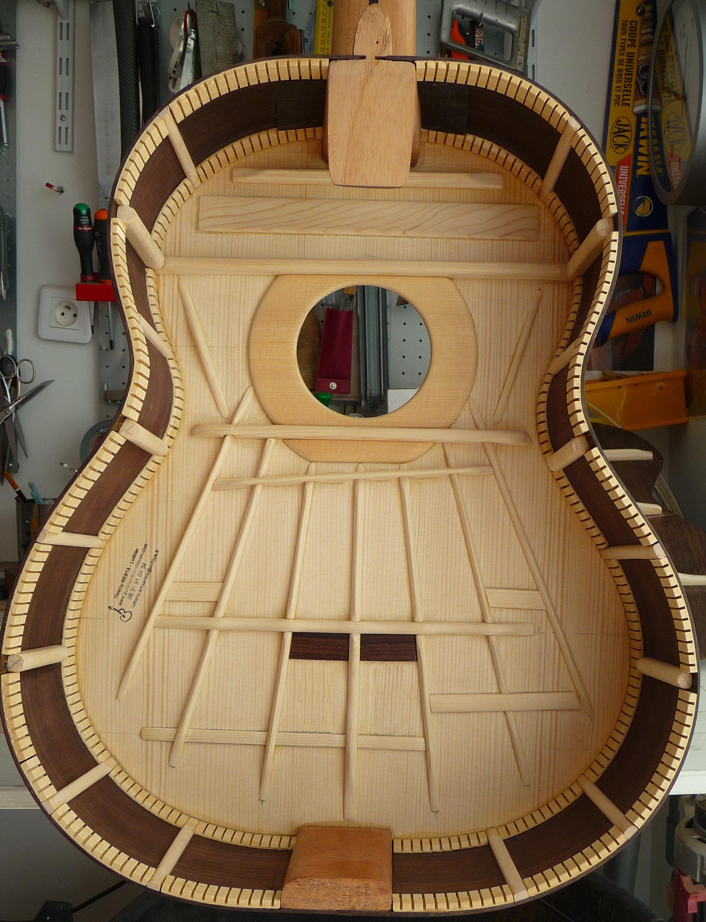 Barrage guitare classique