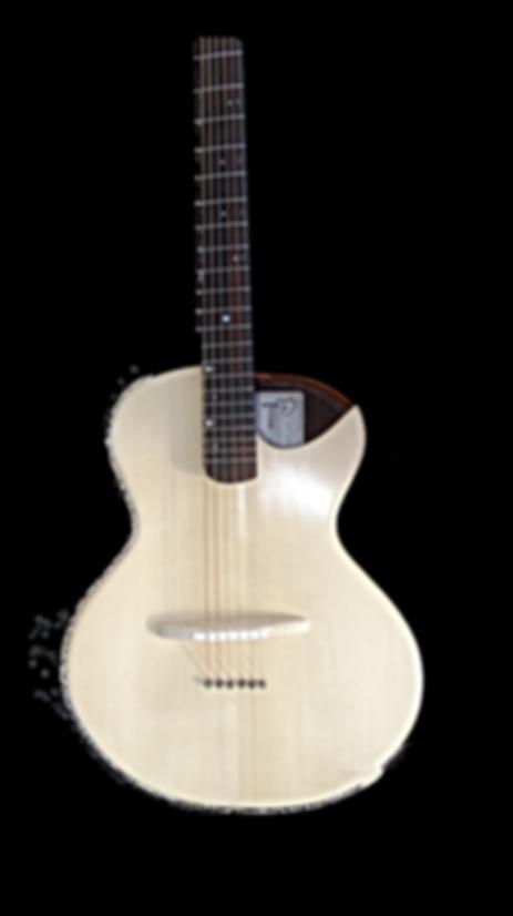 Guitare Country de Thierry RESTA Luthier guitares acoustiques