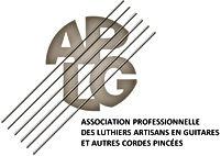 Lien vers le site e l'APLG Association Professionnelle des Luthiers en Guitares