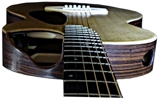 Guitare acoustique - Thierry RESTA Luthi