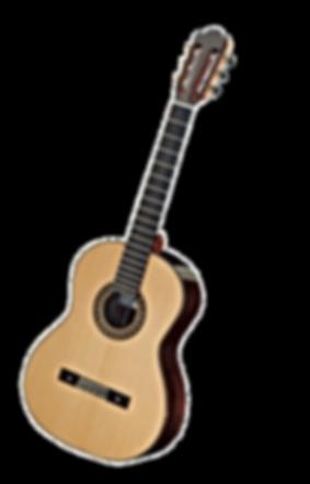 guitare classique Thierry RESTA Luthier