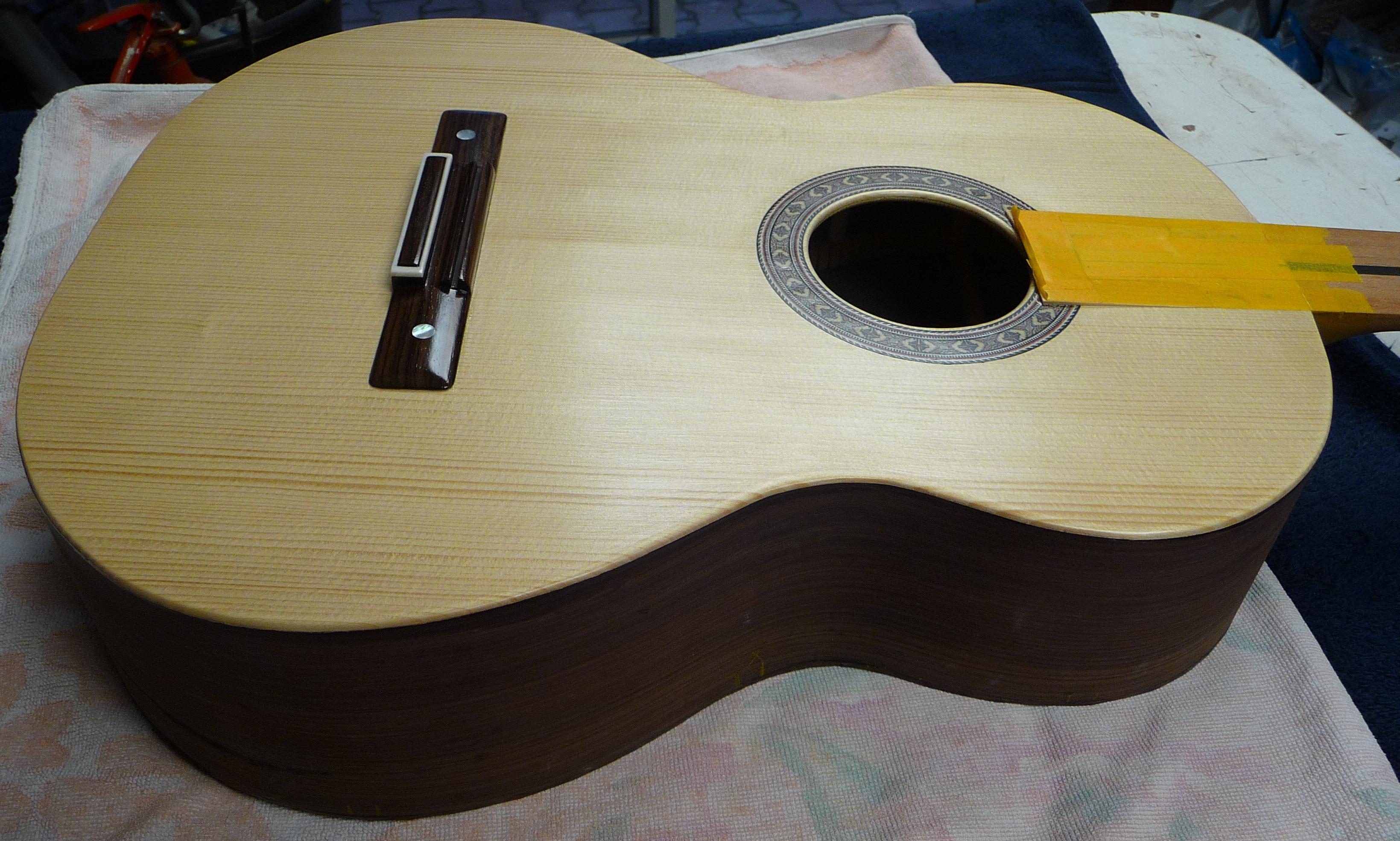Vernissage Guitare Classique