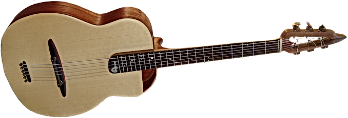 guitare acoustique Thierry RESTA Luthier