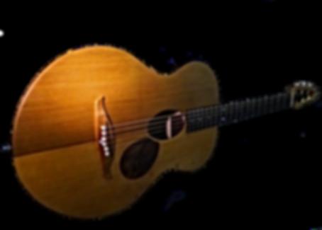 Guitare PARLOR L1 Vintage de Thierry RESTA Luthier guitares acoustiques