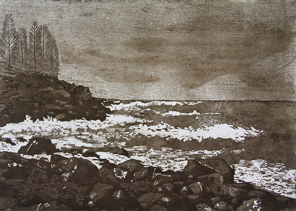 "29 ""Kiama Coast 4"" by Colin Harwood"