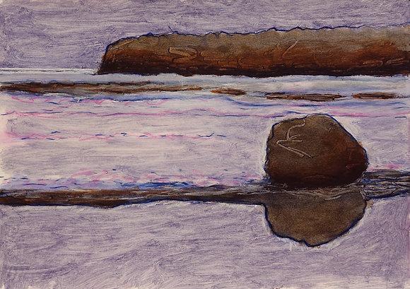 """91 """"Past Coast"""" by Brenton Schwab"""