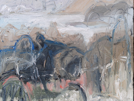 Winner of the 2018 Kangaroo Valley Art Prize