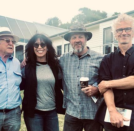 Sonia Payes, David Ball and Michael Purd