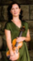Anna McMichael Violinist