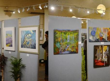 Visual Arts Exhibition 2016