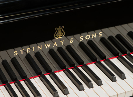 A Steinway in the Valley