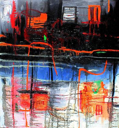 "K18 ""Night"" by Kaye Johnston"