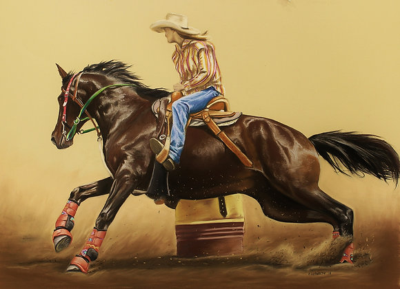 """9 """"The Thrill of the Turn"""" by Emma Llewelyn"""