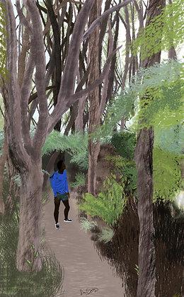 "62 ""Searching"" by Eric Owusu Sekyere"