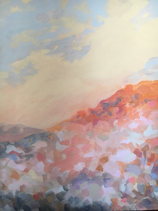 "76 ""Evening Light"" by Christine Ramsay"
