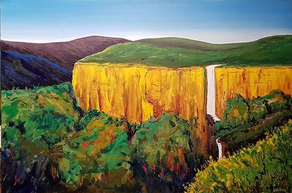 "115 ""Fitzroy Falls Kangaroo Valley 2"" by Joe Bollen"