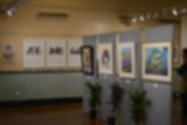 Visual Arts Exhibitin 2016