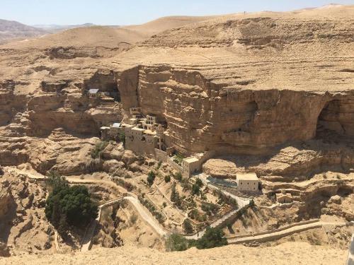 St. George monastery in the Judean desert