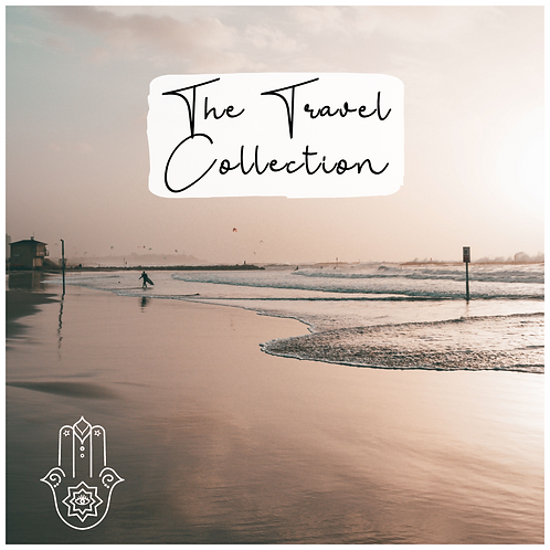 The Travel Collection - 8 presets for Lightroom mobile and desktop