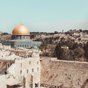 Jerusalem's hidden rooftop: the best view in town