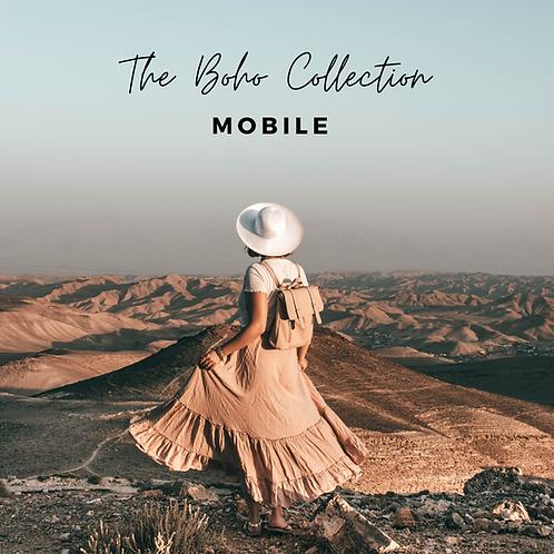 The Boho Collection - MOBILE