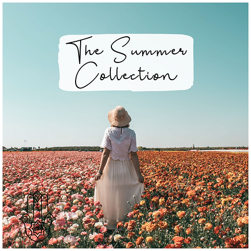 The Summer Collection - 7 presets for Lightroom mobile & desktop