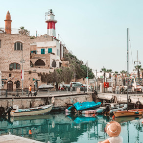 Top Instagrammable spots in Jaffa