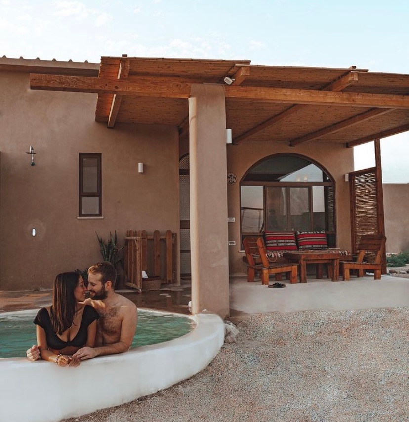 Most unique places to stay in Israel