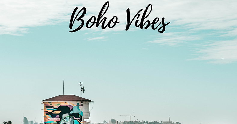 Boho Vibes - allround mobile Lightroom preset