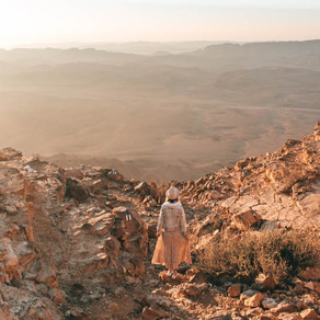 The ultimate travel guide to Mitzpe Ramon
