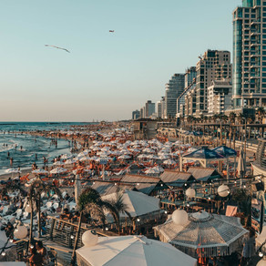 When is the best time to visit Israel?
