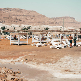 The ultimate traveler's guide to the Dead Sea