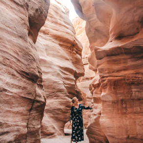A traveler's guide to the Red Canyon